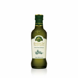 KRİSTAL - Ayvalık Extra Virgin Olive Oil 500 ml Glass Bottle