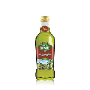 KRİSTAL - Extra Virgin Olive Oil 750 ml Glass Bottle