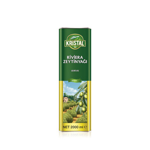 KRİSTAL - Olive Oil 2 L Tin Can