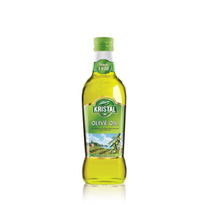 KRİSTAL - Olive Oil 750 ml Glass Bottle
